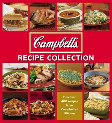 Campbell's Recipe Collection 9781412753289