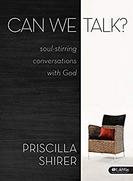 Can We Talk?: Soul-Stirring Conversations with God 9781415865422