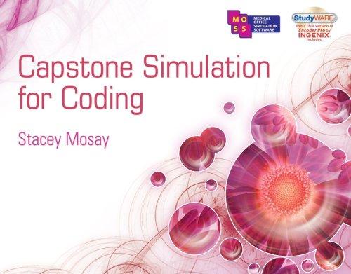 Capstone Simulation for Coding 9781418053468