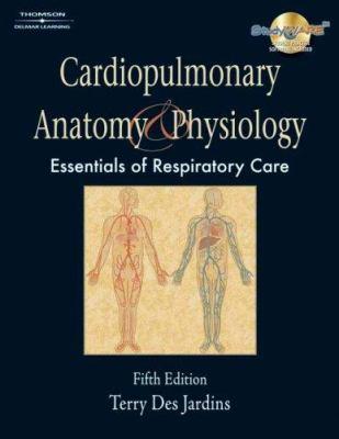 Cardiopulmonary Anatomy & Physiology 9781418042783
