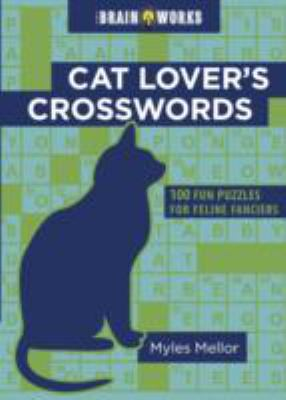 Cat Lover's Crosswords 9781416245049