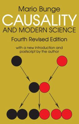 Causality and Modern Science 9781412808248