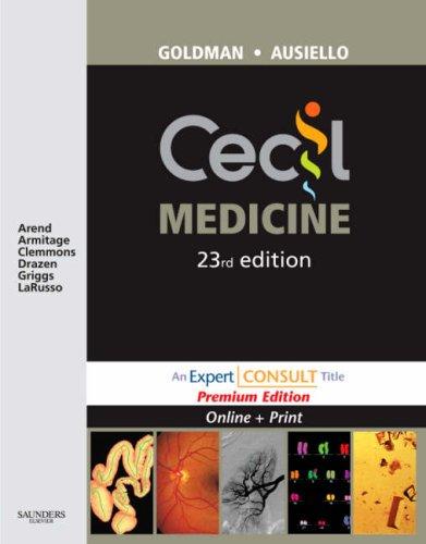 Cecil Medicine 9781416044789