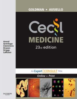 Cecil Medicine: An Expert Consult Title: Online + Print 9781416028055
