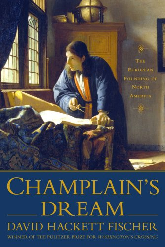 Champlain's Dream 9781416593324