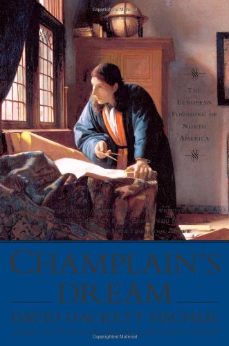 Champlain's Dream 9781416593331