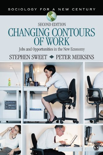 Changing Contours of Work: Jobs and Opportunities in the New Economy 9781412990868