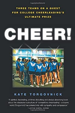 Cheer!: Inside the Secret World of College Cheerleaders 9781416535966