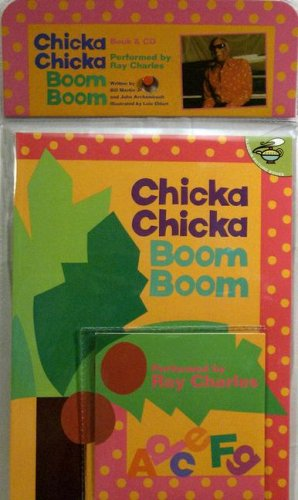 Chicka Chicka Boom Boom [With CD (Audio)] 9781416927181