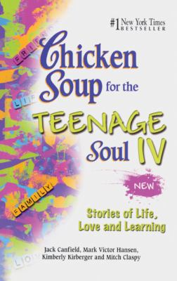 Chicken Soup for the Teenage Soul IV 9781417745920