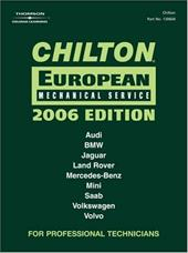 Chilton European Mechanical Service: Audi, BMW, Jaguar, Land Rover, Mercedes, Mini, SAAB, Volkswagen, Volvo