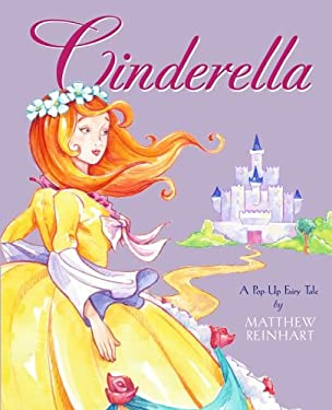 Cinderella: A Pop-Up Fairy Tale 9781416905011