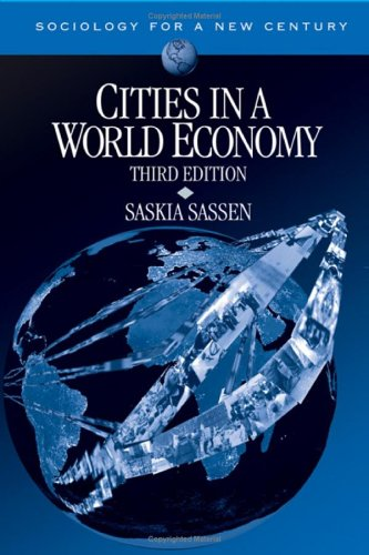 Cities in a World Economy 9781412936804