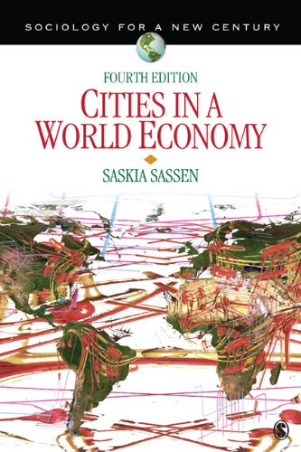 Cities in a World Economy 9781412988032