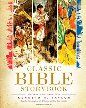 Classic Bible Storybook 9781414307695