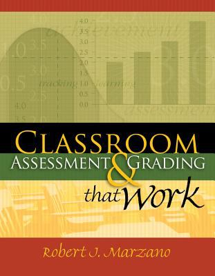 Classroom Assessment & Grading That Work 9781416604228