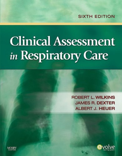 Clinical Assessment in Respiratory Care 9781416059233