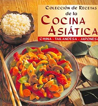 Coleccion de Recetas de La Cocina Asiatica 9781412720540