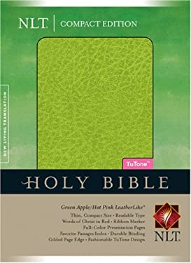 Compact Bible-NLT [With Ilumina Gold Starter Edition] 9781414307053