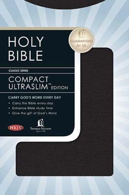 Compact Ultraslim Bible-NKJV-Classic 9781418545093