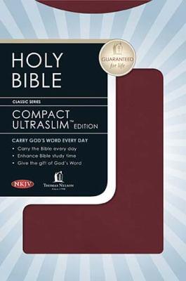 Compact Ultraslim Bible-NKJV-Classic 9781418545109