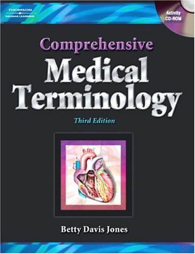 Comprehensive Medical Terminology [With CDROM] 9781418039202