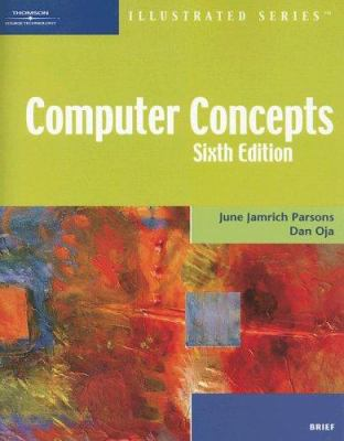 Computer Concepts Brief 9781418860356