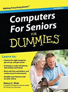 Computers for Seniors for Dummies 9781410434081
