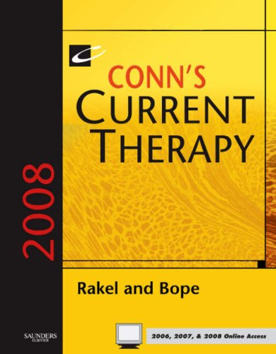 Conn's Current Therapy 9781416044352