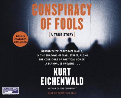 Conspiracy of Fools (Lib)(CD) 9781415916667
