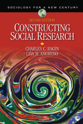 Constructing Social Research: The Unity and Diversity of Method 9781412960182
