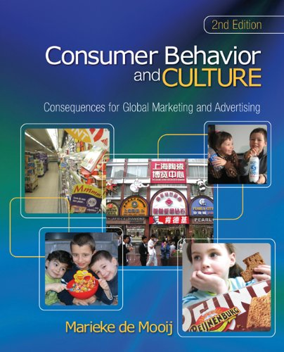 Consumer Behavior and Culture: Consequences for Global Marketing and Advertising 9781412979900