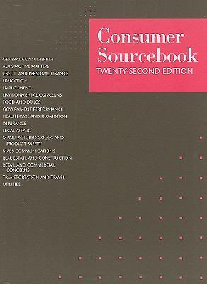 Consumer Sourcebook 9781414419794
