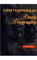 Contemporary Black Biography: Profiles from the International Black Community 9781414458526