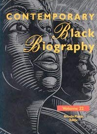 Contemporary Black Biography: Profiles from the International Black Community 9781414434421