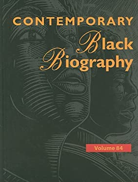 Contemporary Black Biography 9781414446059