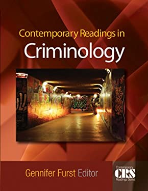 Contemporary Readings in Criminology 9781412956628