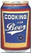 Cooking with Beer 9781412721820