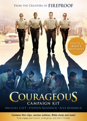 Courageous Campaign Kit [With Campaign Planning Guide, Courageous Living and DVD ROM] 9781415871188