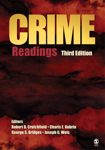 Crime: Readings - 3rd Edition