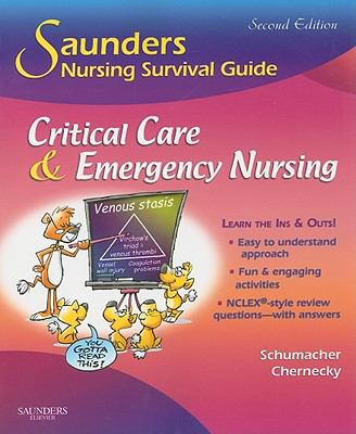 Critical Care & Emergency Nursing 9781416061694