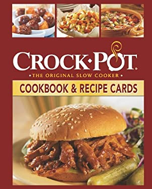 Crock Pot Cookbook & Recipe Cards 9781412749367