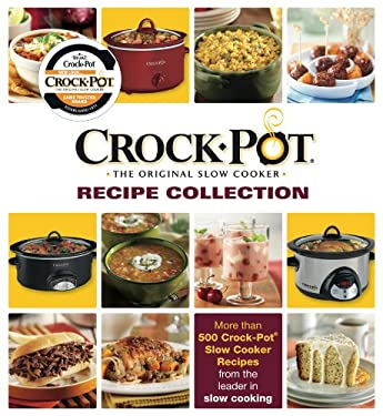Crock-Pot Recipe Collection 9781412729710