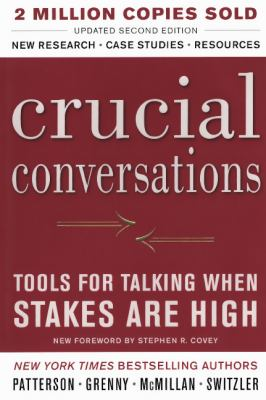 Crucial Conversations: Tools for Talking When the Stakes Are High 9781417664474