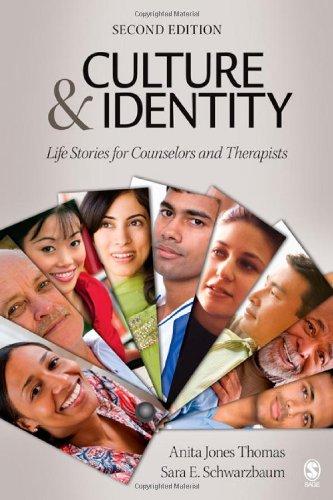Culture & Identity: Life Stories for Counselors and Therapists - Thomas, Anita Jones / Schwarzbaum, Sara E.