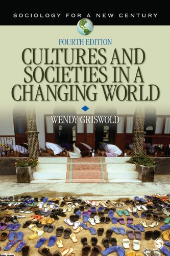Cultures and Societies in a Changing World 9781412990547