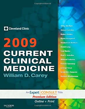 Current Clinical Medicine [With Access Code] 9781416040965