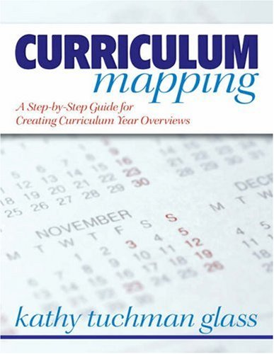 Curriculum Mapping: A Step-By-Step Guide for Creating Curriculum Year Overviews 9781412915595