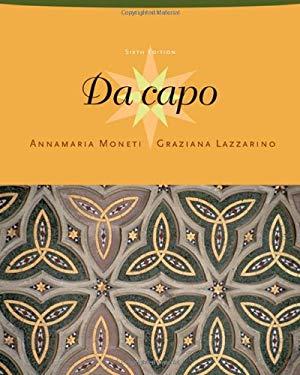 Da Capo [With CD]