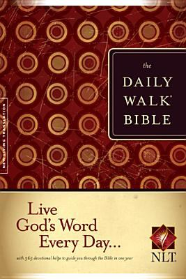 Daily Walk Bible-NLT 9781414309583